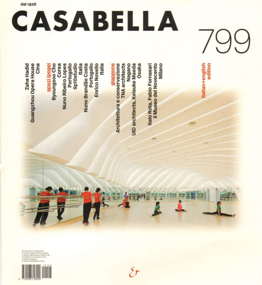 Casabella • March 2011