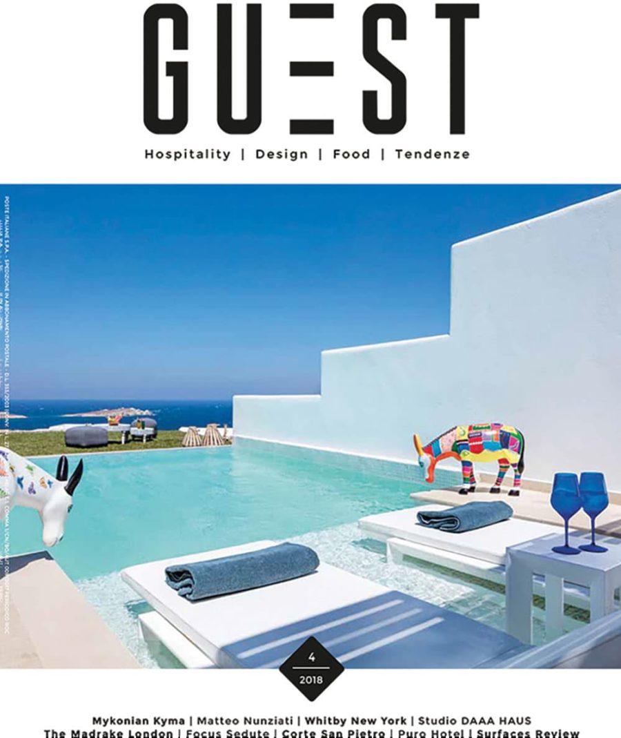 Guest • April 2018