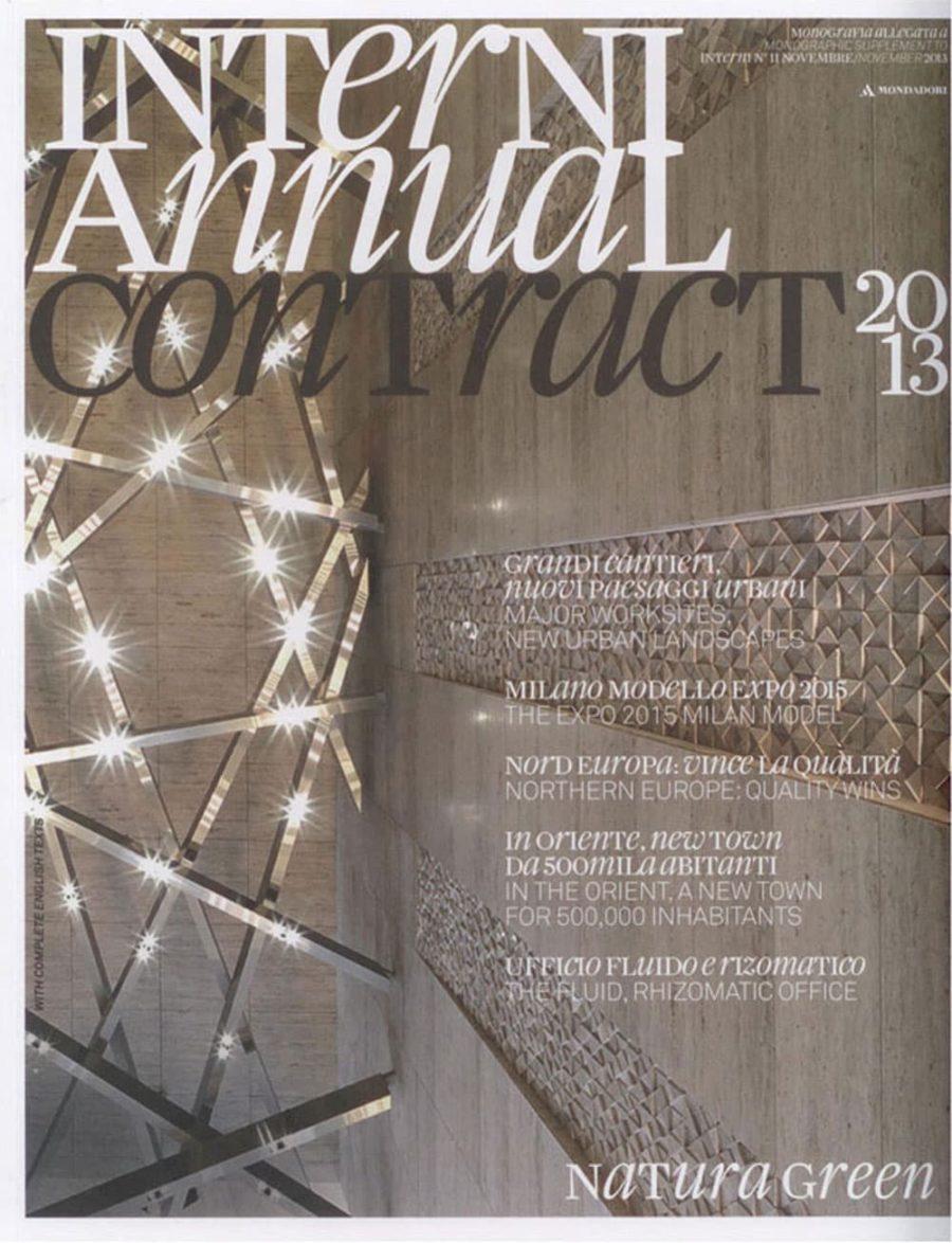 Interni Annual Contract • 2013