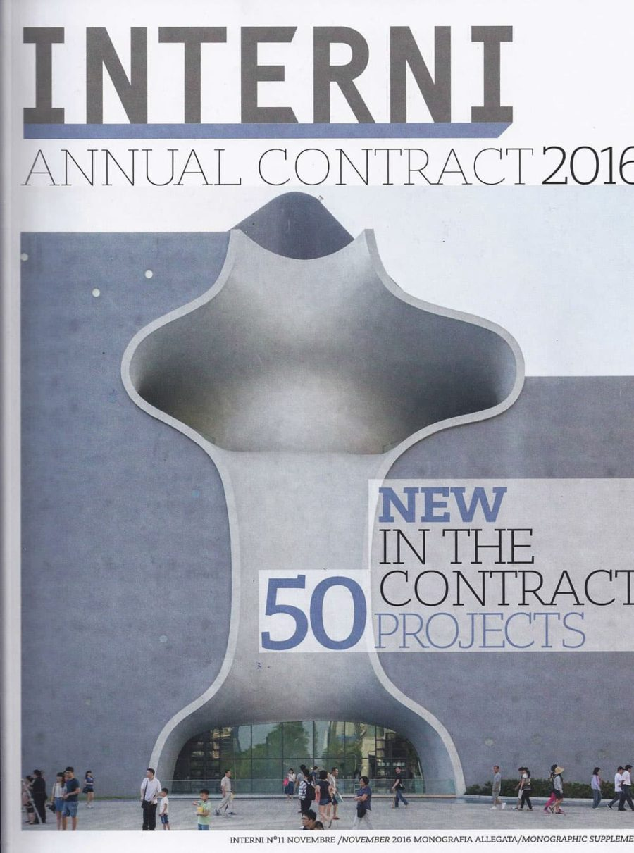 Interni Annual Contract • 2016