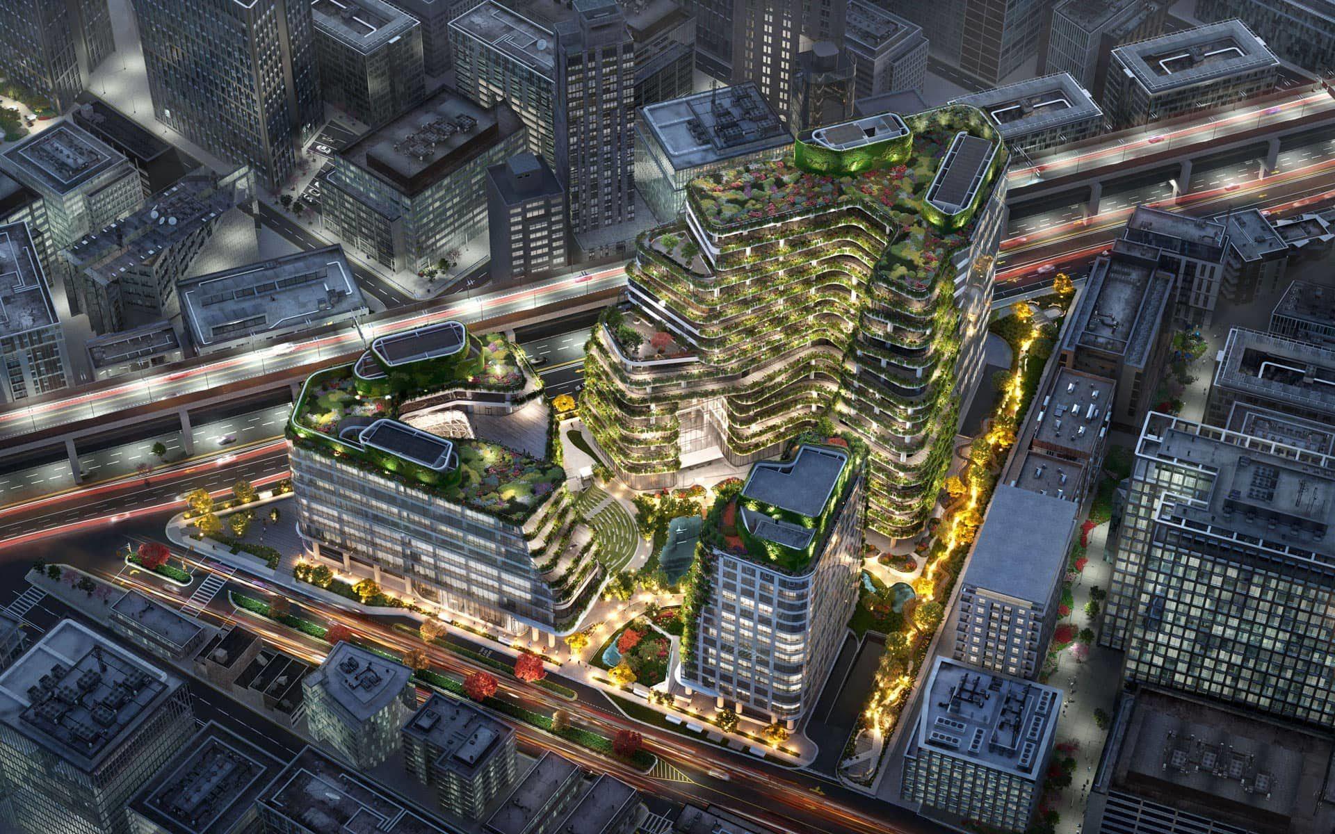 Xinyi District Complex