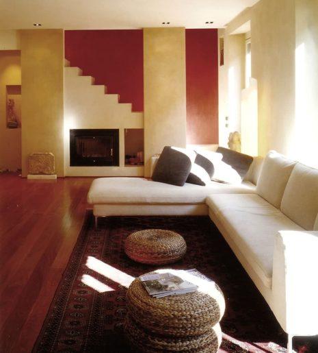 Duplex apartment Milan