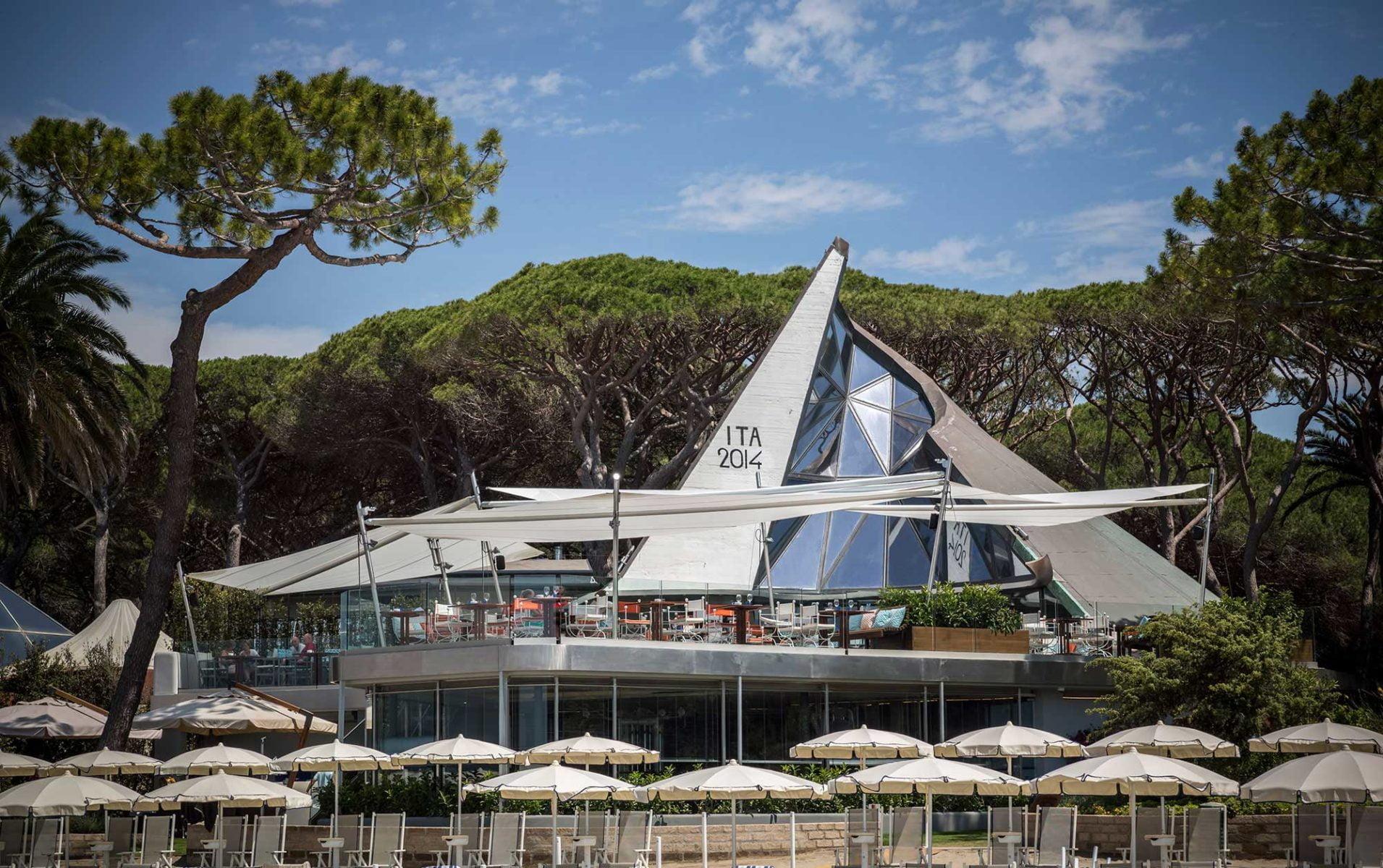 La Vela Restaurant & SPA Punta Ala