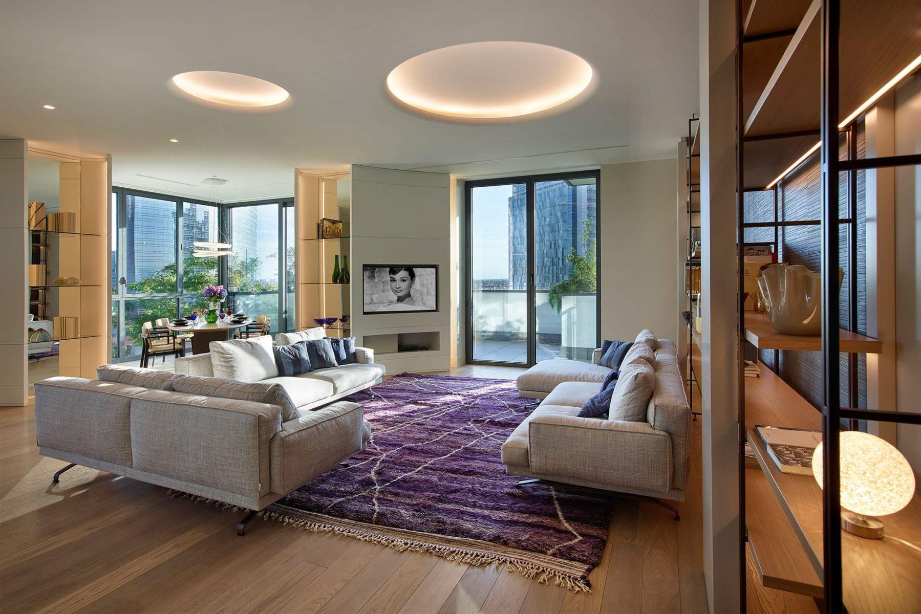 Bosco Verticale Apartment Milan
