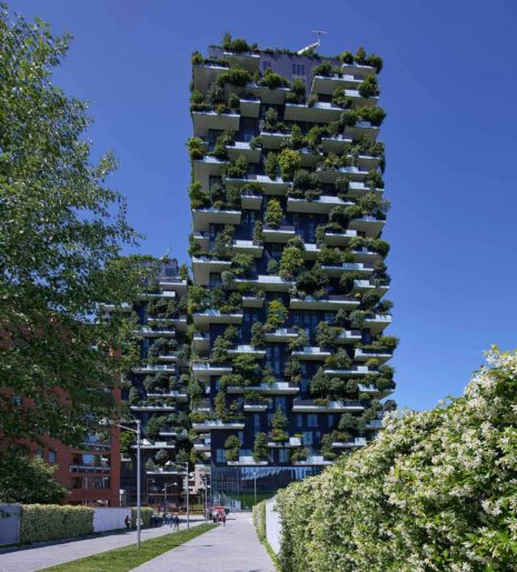 Bosco Verticale Apartment Milan