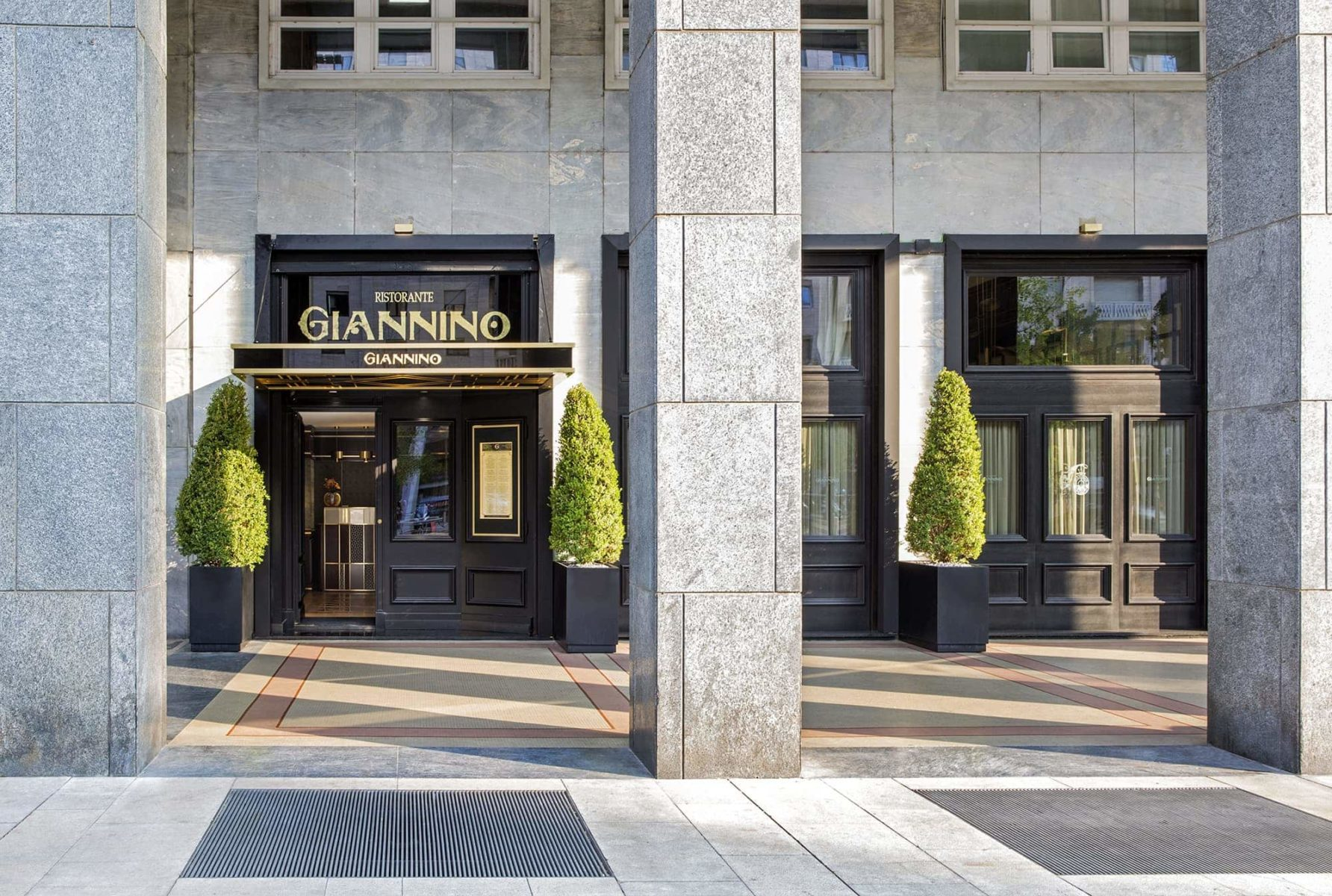 Restaurant Giannino Milan