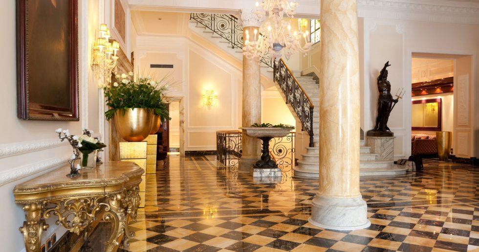 Baglioni Hotel Regina Rome
